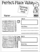 Place Value- Hundreds,Tens, and Ones Math Booklet