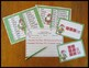 Place Value Activity Hundreds Tens and Ones Tropical Santa