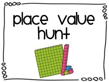 Place Value Hunt