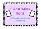 Place Value Hunt - QR Code Task Cards (Challenging)