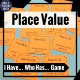 Place Value I Have, Who Has Game 5.NBT.1
