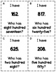 I Have, Who Has?: A Place Value Game
