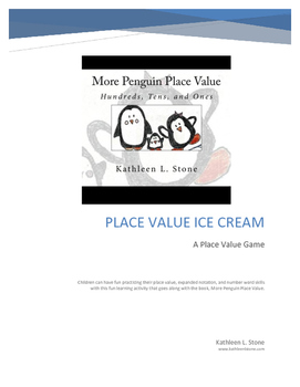 Place Value Ice Cream