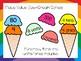 Place Value Ice-Cream Cones