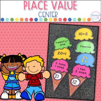 Place Value- Ice Cream Scoops