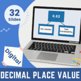 Decimal Place Value 6th grade (UK year 7 key stage 3)