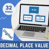 Decimal Place Value 6th grade
