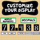 Place Value Interactive Bulletin Board Chart