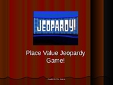Place Value Interactive Jeopordy Powerpoint