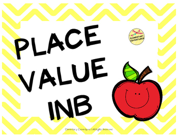 Place Value Interactive Notebook