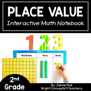 Place Value: Interactive Notebook Activities