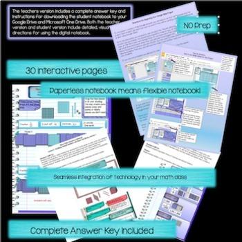 Place Value Interactive Notebook Google Editon