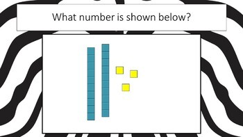 Place Value Interactive PowerPoint--First Grade