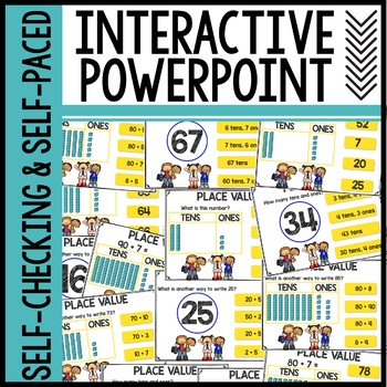 Place Value Interactive Powerpoint