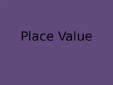 Place Value Interactive Powerpoint TEKS 2nd grade