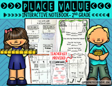 Place Value Intro for 2nd grade (Interactive Notebook)