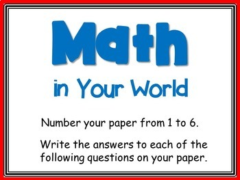 Introduction to MATH