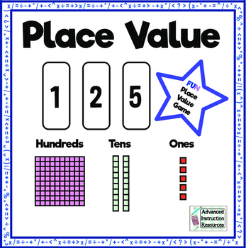 Good Morning Place Value