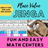 Place Value Jenga!