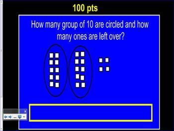 Place Value Jeopardy 1
