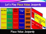 Place Value Jeopardy 2nd Grade Place Value Game 2.NBT.1