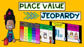 Place Value Jeopardy PowerPoint Game