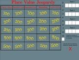 Place Value Jeopardy - Smartboard
