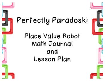 Place Value Journal and Lesson Plan