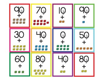 Place Value:  KNOCK and BLOCK! (game) or  Place Value Task Cards