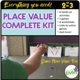Place Value Activities Worksheets Games and Interactive Journal