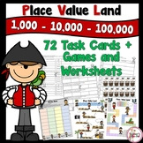 Place Value Land for the Thousands Place