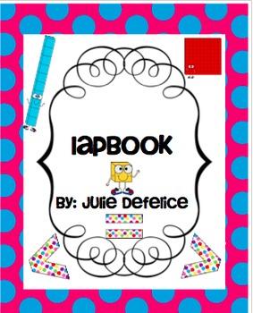 Place Value Lapbook for the Common Core Classroom (NBT.1., NBT.2, NBT3.)