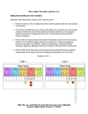 Place Value Lesson Plan: One More, One Less