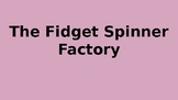 Place Value Lessons: Fidget Spinner Factory