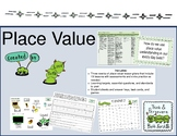 Place Value Lessons and Plans for Three Weeks