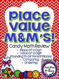 Place Value M&M's (Candy Math)
