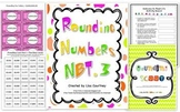Place Value - ROUNDING WHOLE NUMBERS - MCC4.NBT.3 - 4th grade