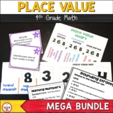 Place Value MEGA Bundle (Place Value, Naming Numbers, & Rounding)