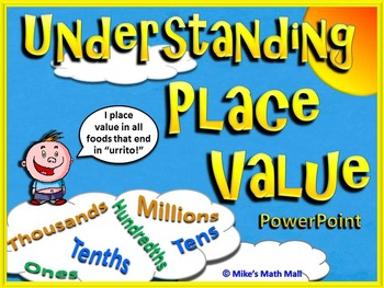 Place Value Made Easy (PowerPoint Only)