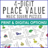 Place Value - 4 Digit Numbers | Place Value Games | Place