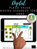 Place Value   Making Hundreds, Tens & Ones   Distance Learning