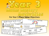 Place Value Mastery Activities – Year 3