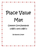 Place Value Mat - Standard, Expanded and Written Form - 2.