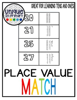 Place Value Match