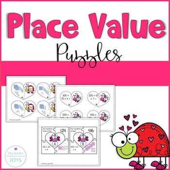 Place Value Match Puzzles