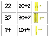 Place Value Match- Standard Form, Expanded Form, and Picto