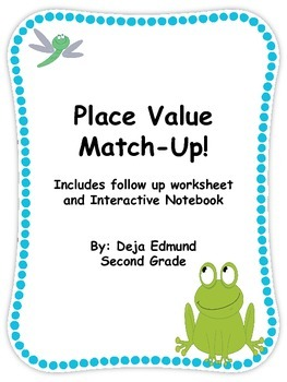 Place Value Match Up!