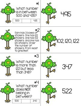 Place Value Match-Up