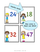 Place Value Matching Cards using Base Ten