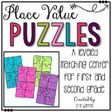 Place Value Puzzle Matching Center